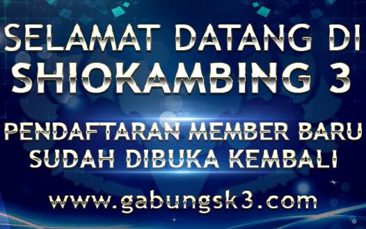 Banner Shio Kambing - Situs Togel Online Terpercaya